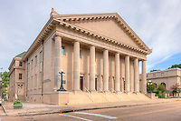 The Galloway Memorial United Methodist Church in Jackson, Mississippi.