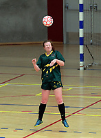 2018 New Zealand Secondary Schools Girls' National Futsal Championships at ASB Sports Centre in Wellington, New Zealand on Tuesday, 20 March 2018. Photo: Dave Lintott / lintottphoto.co.nz