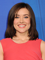 NEW YORK CITY, NY, USA - MAY 12: Megan Boone at the 2014 NBC Upfront Presentation held at the Jacob K. Javits Convention Center on May 12, 2014 in New York City, New York, United States. (Photo by Celebrity Monitor)