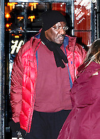 www.acepixs.com<br /> <br /> February 1 2017, New York City<br /> <br /> Actor Delroy Lindo leaves a downtown hotel on February 1 2017 in New York City<br /> <br /> By Line: Curtis Means/ACE Pictures<br /> <br /> <br /> ACE Pictures Inc<br /> Tel: 6467670430<br /> Email: info@acepixs.com<br /> www.acepixs.com