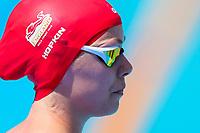 Picture by Alex Whitehead/SWpix.com - 06/04/2018 - Commonwealth Games - Swimming - Optus Aquatics Centre, Gold Coast, Australia - Anna Hopkin of England during the Women's 50m Freestyle heats.