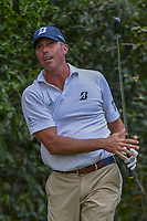 Matt Kuchar (USA) watches his tee shot on 17 during round 2 of the World Golf Championships, Mexico, Club De Golf Chapultepec, Mexico City, Mexico. 2/22/2019.<br /> Picture: Golffile   Ken Murray<br /> <br /> <br /> All photo usage must carry mandatory copyright credit (© Golffile   Ken Murray)