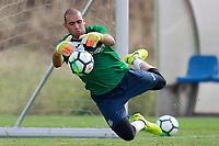 Getafe CF's Sergio Valero during training session. August 1,2017.(ALTERPHOTOS/Acero) /NortePhoto.com