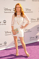 Lea Thompson at the Disney Media Networks International Upfronts at Walt Disney Studios on May 20, 2012 in Burbank, California. © mpi35/MediaPunch Inc.