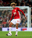 Marouane Fellaini of Manchester United during the UEFA Europa League match at Old Trafford Stadium, Manchester. Picture date: September 29th, 2016. Pic Matt McNulty Sportimage
