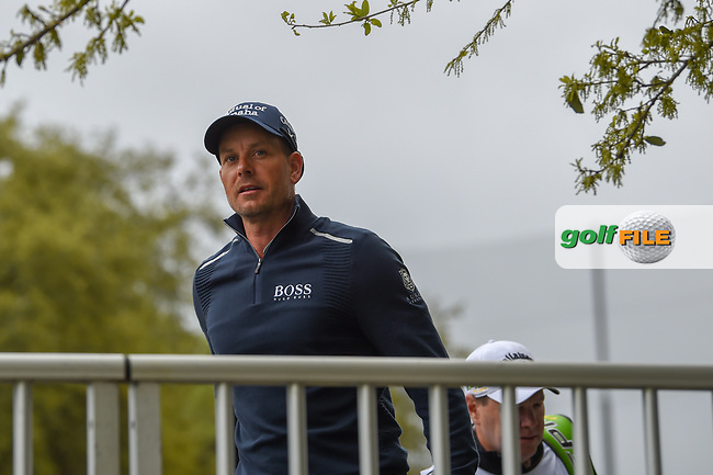 Henrik Stenson (SWE) makes his way to the tee on 1 during day 3 of the WGC Dell Match Play, at the Austin Country Club, Austin, Texas, USA. 3/29/2019.<br /> Picture: Golffile | Ken Murray<br /> <br /> <br /> All photo usage must carry mandatory copyright credit (© Golffile | Ken Murray)