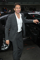 July 09, 2012 Eric McCormack arrives at Good Morning America studios in New York City. © RW/MediaPunch Inc.