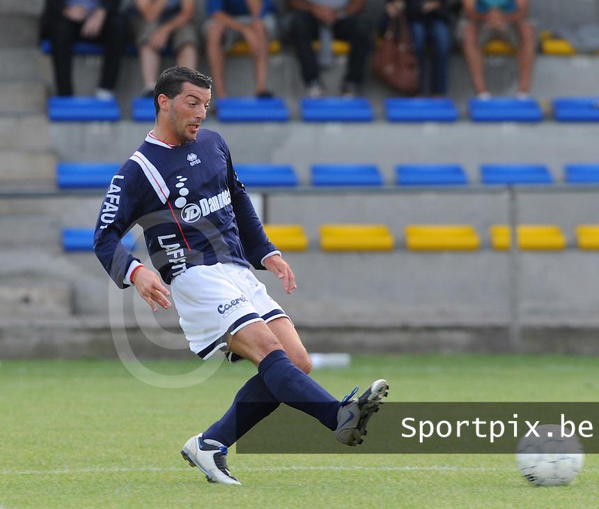 KVC Wingene : Angelo Paravizzini.foto VDB / BART VANDENBROUCKE