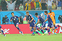 Keisuke Honda (JPN), <br /> JUNE 14, 2014 - Football /Soccer : <br /> 2014 FIFA World Cup Brazil <br /> Group Match -Group C- <br /> between Cote d'Ivoire - Japan <br /> at Arena Pernambuco, Recife, Brazil. <br /> (Photo by YUTAKA/AFLO SPORT) [1040]