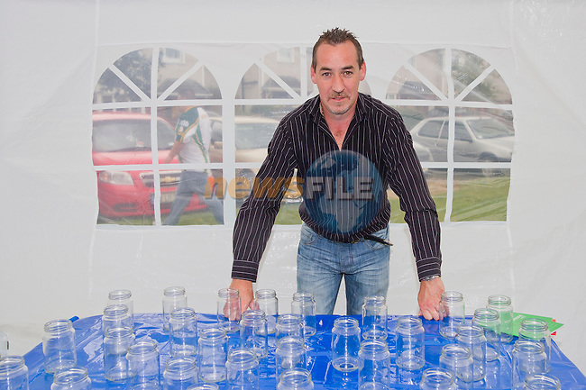 Chairman of the committee; Ray McEvoy, at the Fun Day in the Highlands..Picture: Shane Maguire / www.newsfile.ie.