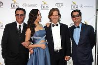 Andy Garcia, Emmy Rossum, William H. Macy, Roman Coppola<br /> at the Catalina Film Festival Gala, Casino Avalon, Catalina Island, CA 09-27-14<br /> David Edwards/DailyCeleb.com 818-915-4440