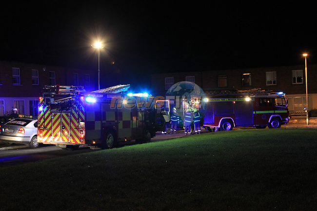 Two units from Drogheda and Dunleer fire service attended the scene of a fire on a home in Moneymore over the weekend..Picture  www.newsfile.ie..Two units from Drogheda and Dunleer fire service attended the scene of a fire on a home in Moneymore over the weekend..Picture  www.newsfile.ie..