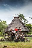 INDONESIA, Flores,INDONESIA, Flores, portrait of elder men in the village of Kampung Tutubhada in Rendu