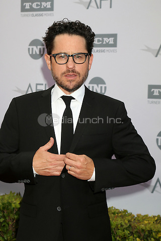 LOS ANGELES, CA - JUNE 9: J.J. Abrams at the American Film Institute 44th Life Achievement Award Gala Tribute to John Williams at the Dolby Theater on June 9, 2016 in Los Angeles, California. Credit: David Edwards/MediaPunch