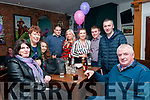 21st Borthday: Marie Flahert, Moyvane celebrating her 21st birthday with family & friends at Brosnan's Bar,  Listowel on Saturday night last.
