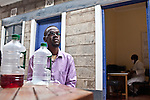 Ahmed Yussuf, 22 years old, went through half dozen treatments for TB in Mogadishu, Somalia. He fled Somalia in 2008. After 2 years of  treatment for multi-drug resistant TB he took his last pills on
