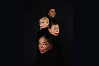 A Wrinkle in Time (2018) <br /> Oprah Winfrey, Reese Witherspoon, Mindy Kaling &amp; Storm Reid<br /> *Filmstill - Editorial Use Only*<br /> CAP/KFS<br /> Image supplied by Capital Pictures