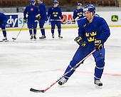 070102 - 2007 WJC - Team Sweden practice