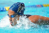 FIU Swimming v. Miami/Central Connecticut State (1/15/11)