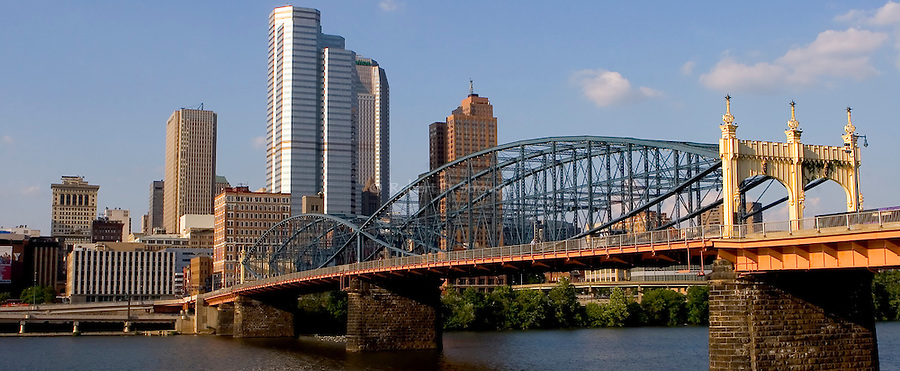 Pittsburgh Bridges - Smithfield Street