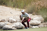 Thomas Detry (BEL) during the third round of the Commercial Bank Qatar Masters 2020, Education City Golf Club , Doha, Qatar. 07/03/2020<br /> Picture: Golffile | Phil Inglis<br /> <br /> <br /> All photo usage must carry mandatory copyright credit (© Golffile | Phil Inglis)