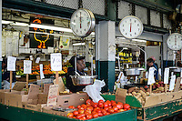 The Italian Market, Philadelphia, Pennsylvania, USA