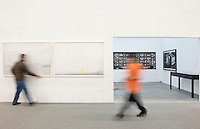 Galeria Patricia Conde en MACO, stand diseñado por Zeller &Moye arquitectos.  Mexico DF