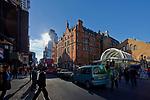 Londyn - Liverpol Station