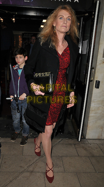 Sally Bercow attends the Zippo's Cirque Berserk! press night, Peacock Theatre, Portugal Street, London, UK, on Tuesday 09 February 2016.<br /> CAP/CAN<br /> &copy;CAN/Capital Pictures