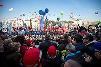 09.02.2019 - CGIL, CISL, UIL - Trade Unions National Demo in Rome #FuturoalLavoro