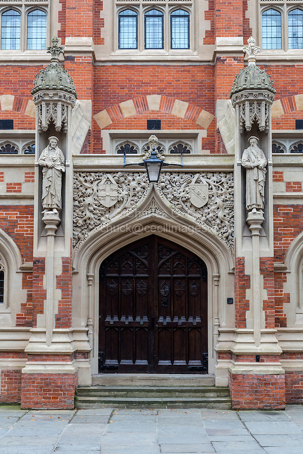 UK, England, Cambridge.  Old Divinity School, St. John's College.