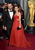 """OSCARS 2012 - NATALIE PORTMAN AND BENJAMIN MILLEPIED.84th Academy Awards arrivals, Kodak Theatre, Hollywood, Los Angeles_26/02/2012.Mandatory Photo Credit: ©Dias/Newspix International..**ALL FEES PAYABLE TO: """"NEWSPIX INTERNATIONAL""""**..PHOTO CREDIT MANDATORY!!: NEWSPIX INTERNATIONAL(Failure to credit will incur a surcharge of 100% of reproduction fees)..IMMEDIATE CONFIRMATION OF USAGE REQUIRED:.Newspix International, 31 Chinnery Hill, Bishop's Stortford, ENGLAND CM23 3PS.Tel:+441279 324672  ; Fax: +441279656877.Mobile:  0777568 1153.e-mail: info@newspixinternational.co.uk"""