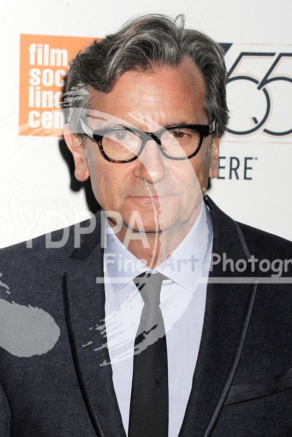 Griffin Dunne bei der Premiere von 'Joan Didion: The Center Will Not Hold' auf dem 55. New York Film Festival in der Alice Tully Hall. New York, 11.10.2017