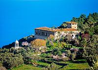 Spanien, Balearen, Mallorca, Son Marroig - Residenz des Erzherzogs Ludwig Salvator | Spain, Balearic Islands, Mallorca, Son Marroig - residence of archduke Ludwig Salvator