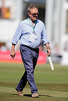 Kent Director of cricket Paul Downton during the Vitality Blast T20 game between Kent Spitfires and Gloucestershire at the St Lawrence Ground, Canterbury, on Sun Aug 5, 2018