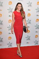 Michelle Heaton<br /> arrives for the Good Morning Britain Health Star Awards 2016 at the Park Lane Hilton, London<br /> <br /> <br /> &copy;Ash Knotek  D3107 14/04/2016