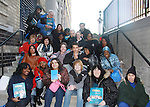 11-18-11  Last Day at OLTL Studio - actors & fans