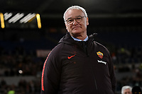 New AS Roma coach Claudio Ranieri <br /> Roma 11-3-2019 Stadio Olimpico Football Serie A 2018/2019 AS Roma - Empoli<br /> Foto Andrea Staccioli / Insidefoto