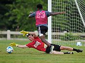 Ozark FC Practice
