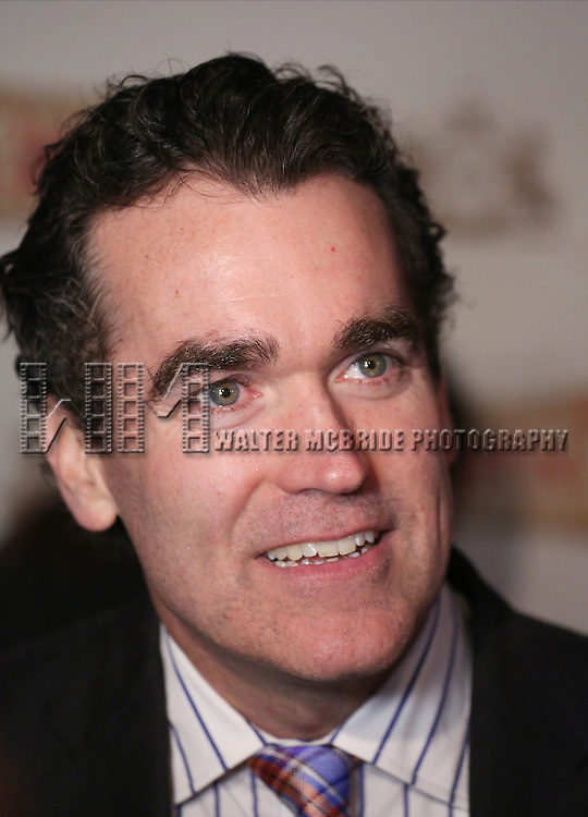 Brian d'Arcy James attends the Broadway Opening Night After Party for 'Something Rotten' at Tavern on the Green on April 22, 2015 in New York City.