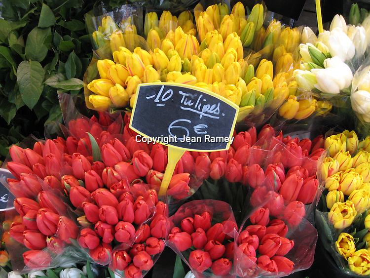 Tulip Bouquets