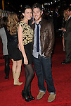 Dave Annable & Odette Yustman at the Touchstone Pictures' World Premiere of When in Rome held at El Capitan Theatre in Hollywood, California on January 27,2010                                                                   Copyright 2009  DVS / RockinExposures