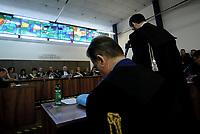 Roma, 24 Ottobre 2018<br /> Processo Cucchi Bis contro 5 Carabinieri accusati della morte di Stefano Cucchi