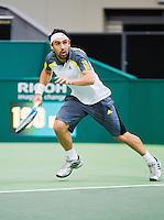 13-02-13, Tennis, Rotterdam, ABNAMROWTT,  Marcos Baghdatis
