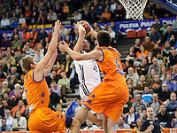 Valencia Basket vs Real Madrid 2012/2013