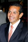 """UNIVERSAL CITY, CA. - August 14: Mayor of Los Angeles Antonio Villaraigosa attends a """"Green"""" Gala hosted by Governor Arnold Schwarzenegger at Universal Studios on August 14, 2008 in Universal City, California."""