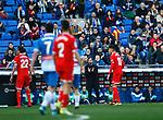 Quique Sanchez Flores, RCD Espanyol 0 v 2 Sevilla FC, Jornada 20, RCDE Stadium, La Liga Santander 2017/2018. Barcelona. Photo Martin Seras Lima