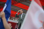 Recep Tayyip Erdogan's Sincan Rally (TUR)