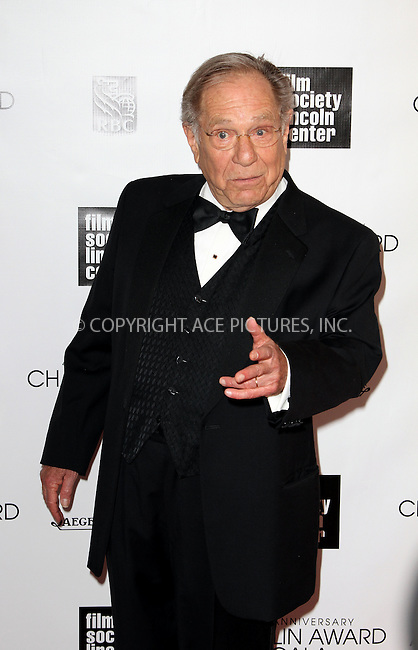 WWW.ACEPIXS.COM....April 22 2013, New York City....George Segal arriving at the 40th Anniversary Chaplin Award Gala at Avery Fisher Hall at the Lincoln Center on April 22, 2013 in New York City.....By Line: Zelig Shaul/ACE Pictures......ACE Pictures, Inc...tel: 646 769 0430..Email: info@acepixs.com..www.acepixs.com