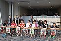 (L to R) Nahomi Kawasumi, Yukari Kinga, Megumi Takase, Shinobu Ono, Ayumi Kaihori, Asuna Tanaka, Homare Sawa (Leonessa), JULY 24, 2011 - Football / Soccer : 2011 Plenus Nadeshiko LEAGUE 1st Sec match between INAC Kobe Leonessa 2-0 JEF United Ichihara-Chiba Ladies at Home's Stadium Kobe in Hyogo, Japan. (Photo by Akihiro Sugimoto/AFLO SPORT) [1080]